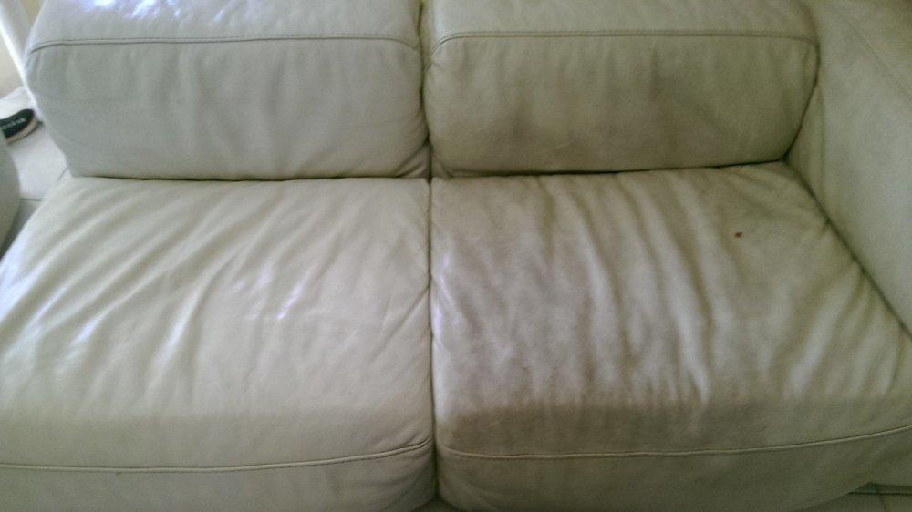 Czyszczenie tapicerki ze skóry